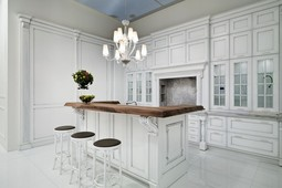 white kitchen remodeling contractors Glenview