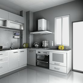 grey kitchen remodeling contractors