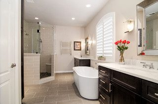 bathroom remodeling glenview