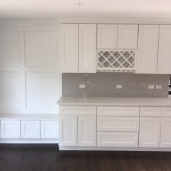 white kitchen remodeling contractors Park Ridge